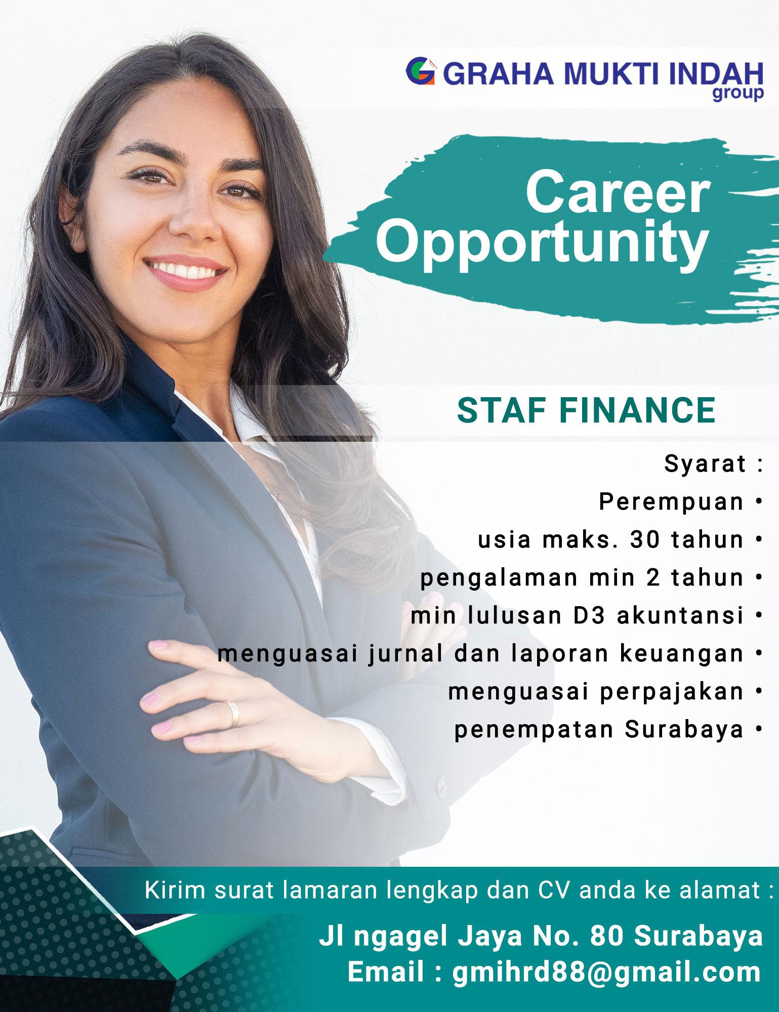 karir finance