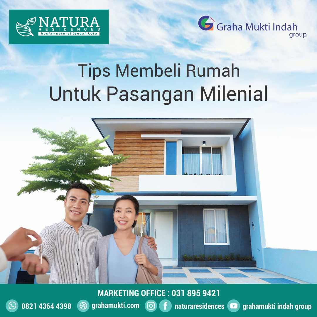 Tips Membeli Rumah untuk Pasangan Milenial. - PT. GRAHA ...